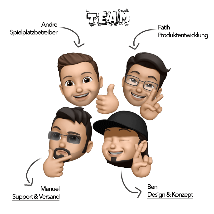 frogando-team-animoji-version